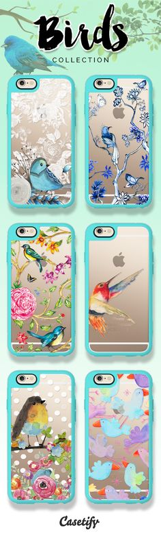 Better be free bird than a captive king. Shop these beautifully designed cases featuring birds on our site now! https://www.casetify.com/search?keyword=bird | @casetify