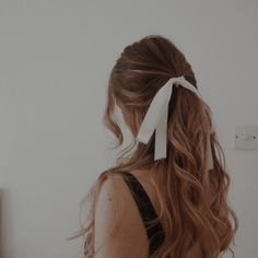 Hair Ribbons, Long Hair Styles, Beauty, Fashion, Moda, Fashion Styles, Long Hairstyle, Long Haircuts, Long Hair Cuts