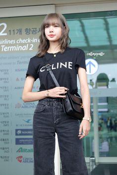 Blackpink Fashion, Korean Fashion, Fashion Beauty, Fashion Outfits, Kpop Outfits, Kpop Girl Groups, Kpop Girls, Divas, Rapper