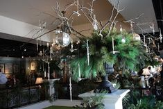 Before the Luncheon with Colin Cowie began, I was able to capture some shots of Mary Carol's Kansas City store. All along the front of her s...