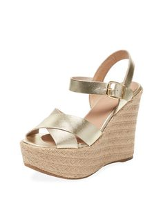36c40a63c7a Espadrille Wedge Sandal by Maiden Lane at Gilt