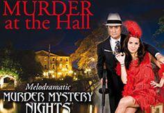 Murder Mystery Nights at Walton Hall, Yorkshire