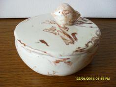 Cecilia Fdez. Caja cerámica.