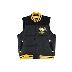 b50701360 Title Holder Vest Pittsburgh Penguins Mitchell   Ness Nostalgia Co.
