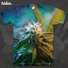 http://icamefromnothing.bigcartel.com/product/toke-green-life-tee