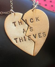 Thick As Thieves -