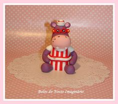 Hallie Step by Step - Doc McStuffins - CakesDecor