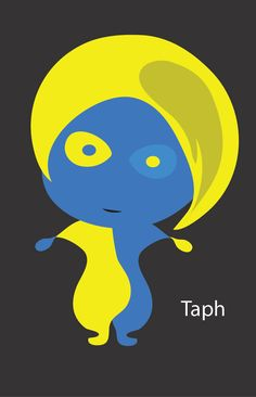 "Character Design ""Tab"""