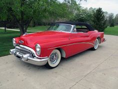 1953 Buick Skylark Convertible Maintenance/restoration of old/vintage vehicles: the material for new cogs/casters/gears/pads could be cast polyamide which I (Cast polyamide) can produce. My contact: tatjana.alic@windowslive.com