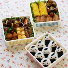 Kawaii Bento, Cute Bento, Japanese Bento Box, Japanese Food, Cute Food, Yummy Food, Bento Recipes, Bento Box Lunch, Food Humor