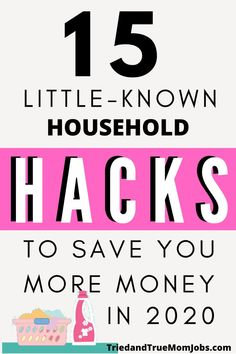 I was spending too much money and decided to cut some costs. I came up with some clever little-known household hacks to save money that I'm going to share Best Money Saving Tips, Money Saving Mom, Ways To Save Money, Finance Quotes, Finance Tips, Work From Home Tips, Make Money From Home, Financial Peace, Frugal Living Tips