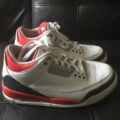 the latest 96262 4ac42 Air Jordan Nike sneakers. Size 8m Used a few times. Sneakers are in good
