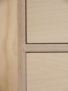 Leonard sideboard in pale grey Formica / &New - Modern British Furniture Diy Furniture Plans, Plywood Furniture, Furniture Design, Furniture Legs, Barbie Furniture, Kitchen Furniture, Furniture Movers, Furniture Stores, Design Lounge