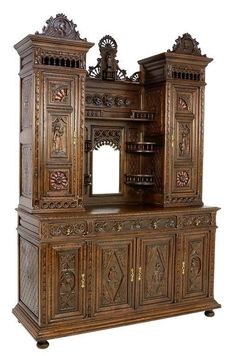 (47) Одноклассники Hardwood Furniture, Old Furniture, Classic Furniture, Furniture Styles, Unique Furniture, Vintage Furniture, Victorian Furniture, Antique Market, Wood Pieces