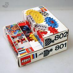 cyan74.com - vintage & pop culture   LEGO 801 & 802