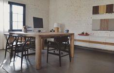 #woodworklabstudio #woodworklabdesign #woodworklab #madetomeasurefurniture #madeingreece #officestudio… Meeting Table, Corner Desk, Dining Table, Interior Design, Wood, Furniture, Home Decor, Nest Design, Homemade Home Decor