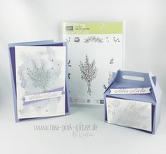 www.rosa-pink-glitzer.de: Lots of Lavender Stampin up Sale-a-bration 2018