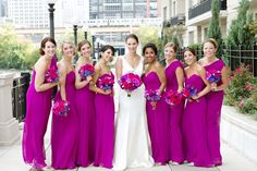 A Colorful Chicago Wedding Inspired by Hindu and Western Tradition