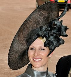 Zara Phillips Tindall...The queen's eldest granddaughter.