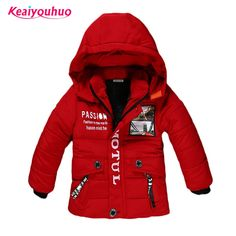Cheap Price Children Jackets for Boys Clothes 2019 Winter Baby Boy Jackets warm Kids down Coat Boys Outerwear &Coats fashion winter padded Boys Winter Jackets, Baby Girl Jackets, Warm Outfits, Boy Outfits, Winter Baby Boy, Trendy Baby Boy Clothes, Hooded Winter Coat, Winter Coats, Winter Clothes
