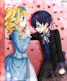 ciel and lizzie - Google Search
