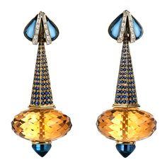 MARINA B. TOUPIES Drop Earrings