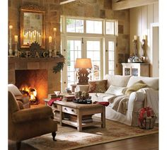 decor for living in a barn | Pinterest is an online pinboard. Organize and share the things you ...