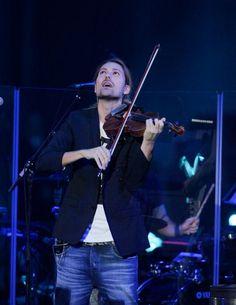 David Garrett mit einem Geigen-Feuerwerk in Dortmund: Bild 3 von 19 - Ruhr Nachrichten