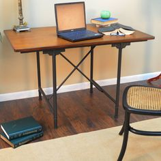 Found it at Wayfair - Maddy Writing Desk (253)  30  48  30  wood top