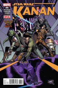 Marvel's Star Wars: Kanan #6 Comic Released Today
