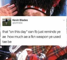 """""""Ya f**ken space slice"""", might be our new favorite insult of all time. Scottish Twitter, Scottish Tweets, Entertainment Sites, Funny Times, Lol So True, My Character, Creative Writing, Real Talk, Puns"""