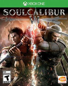 Namco Bandai Soul Calibur Vi Xbox One Game Mario Kart, Instant Gaming, Line Game, Bandai Namco Entertainment, Soul Calibur, Nova Era, Xbox One Games, Playstation Games, Ps4 Games