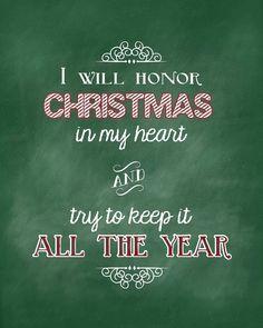 A-Christmas-Carol Quote - Cardigan Way | The Spirit of Christmas ...
