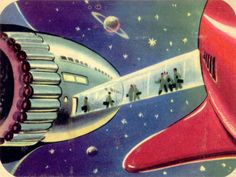 space scientist retro - Поиск в Google