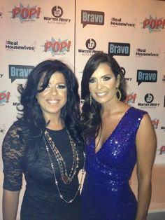 Real Housewives of Miami Karent Sierra & Liza Santana Season 2 Premiere Party