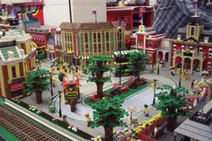 Disney Lego, Disneyland Main Street