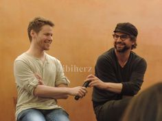 RANDY HARRISON AND GALE HAROLD, BILBAO 2014