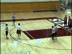 ▶ 4-Out 1-In Offense - YouTube