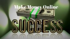 Making money online is as simple as ABC. It is simply the process of money changing hands and you are involved in that process. When you are involved, you get paid. check out this proven system of making money online.