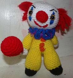 """It was a mysterious evil being from an unknown realm/dimension outside the regions of space. When It came to planet Earth to feed, It's favorite disguise was that of a colorful and wisecracking circus clown named """"Pennywise"""". It could also morph into any other being or thing it please's, generally based on its target's loved ones or friends to lure them into Different traps. Or It just simply appear's to them as their very worst fears and nightmares."""
