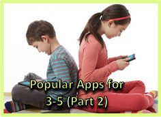 12 Popular Apps for Grades 3-5 (Part 2)