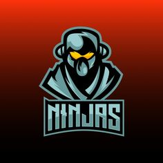 Find Ninja E Sports Logo Vector Illustration stock images in HD and millions of other royalty-free stock photos, illustrations and vectors in the Shutterstock collection. Thousands of new, high-quality pictures added every day. Vector Design, Logo Design, Graphic Design, Coffee Typography, Ninja Logo, Hotel Logo, Esports Logo, E Sport, More Words