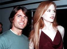 Image result for tom cruise and nicole kidman