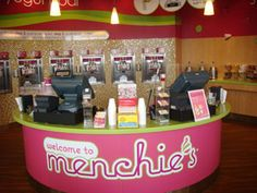 Menchies cures all!