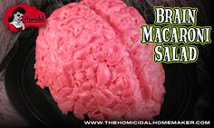 Your brain-shaped gelatin mold can be used for much more than just gelatin and desserts! A couple of years back I showed you how to make my Maggot-Infested Brain Shrimp Cocktail, and now I have another recipe to share just in time for the Season 5 premiere of The Walking Dead on Sunday, February 8, […]