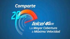 La red 4G LTE de Telcel ya está disponible en 34 ciudades de México.