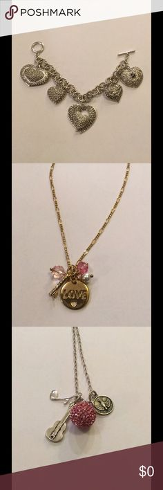 Jewelry for sale Please check out my new Facebook jewelry store Facebook@lucysjools Betsey Johnson Jewelry