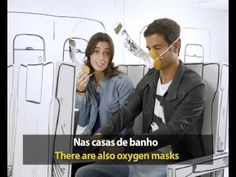 TAP Portugal considered to have one of the 11 Most Entertaining Airline Safety Videos according to Travel + Leisure - February 2014