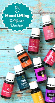 These 5 Mood Lifting Diffuser Recipes are perfect for encouraging a happy heart and a fullness of joy. Are Essential Oils Safe, Essential Oil Diffuser Blends, Essential Oil Uses, Young Living Essential Oils, Yl Oils, Diffuser Recipes, Young Living Oils, Lavender, Happy Heart