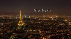 Temps Imparti  #video #audiovisualpoetry #timelapse #paris